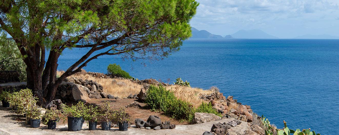 Alicudi - Eolské ostrovy