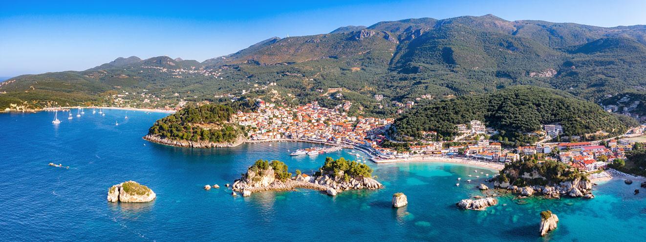 Vacanze su uno yacht in Grecia