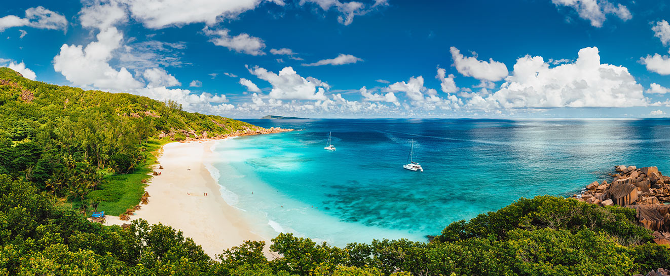 Holidays in the Seychelles