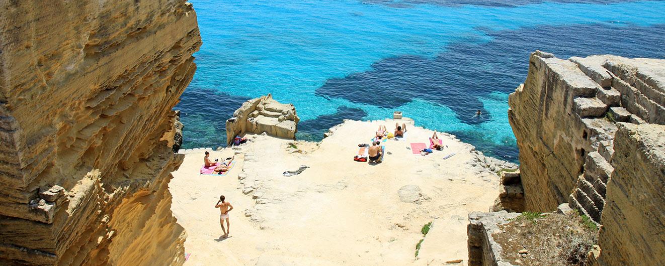 Favignana – rušný ostrov s živou atmosférou