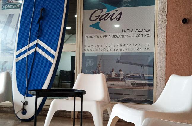 GAIS s.r.o. - noleggio yacht