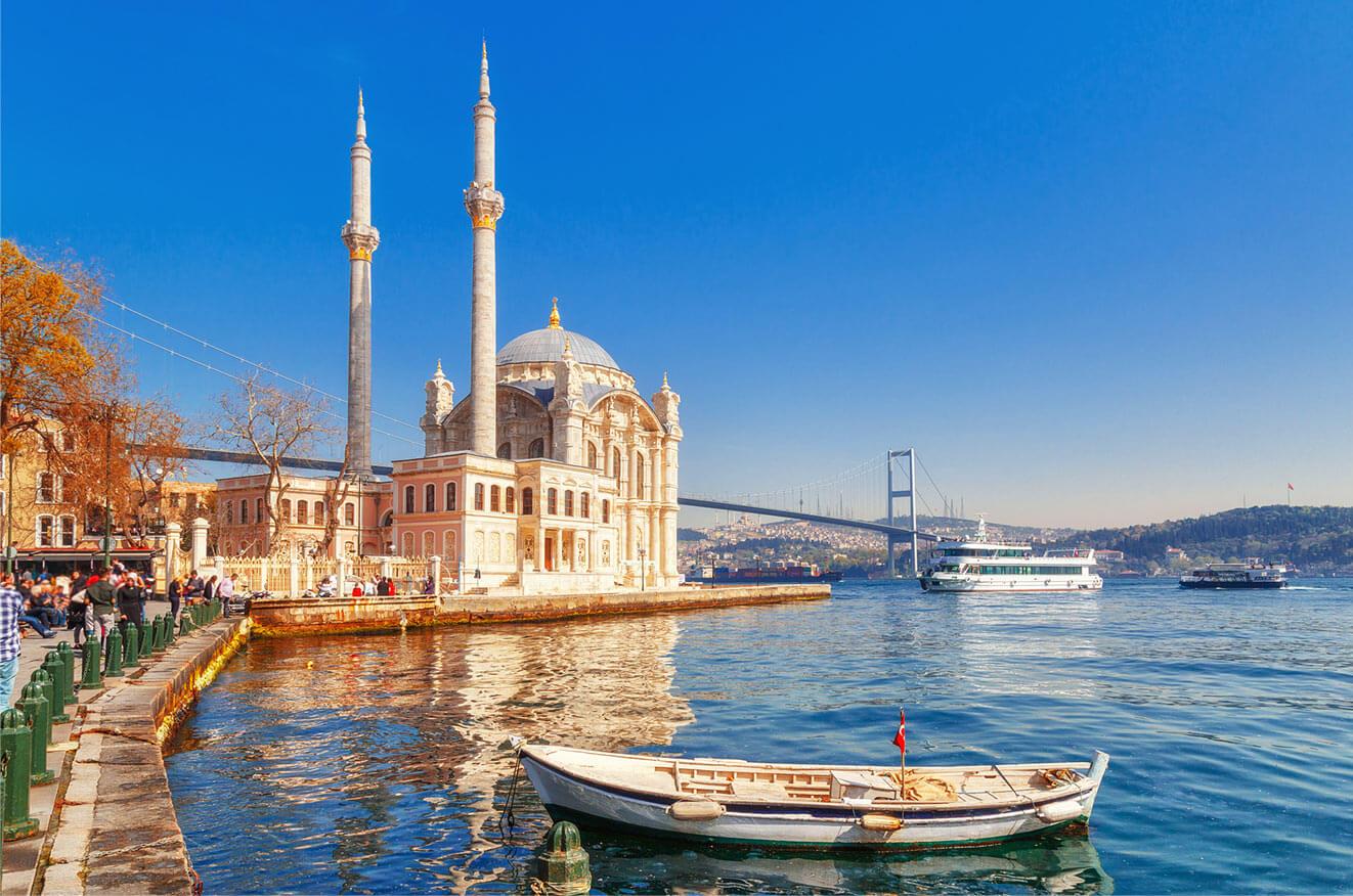 Istambul pro jachtaře
