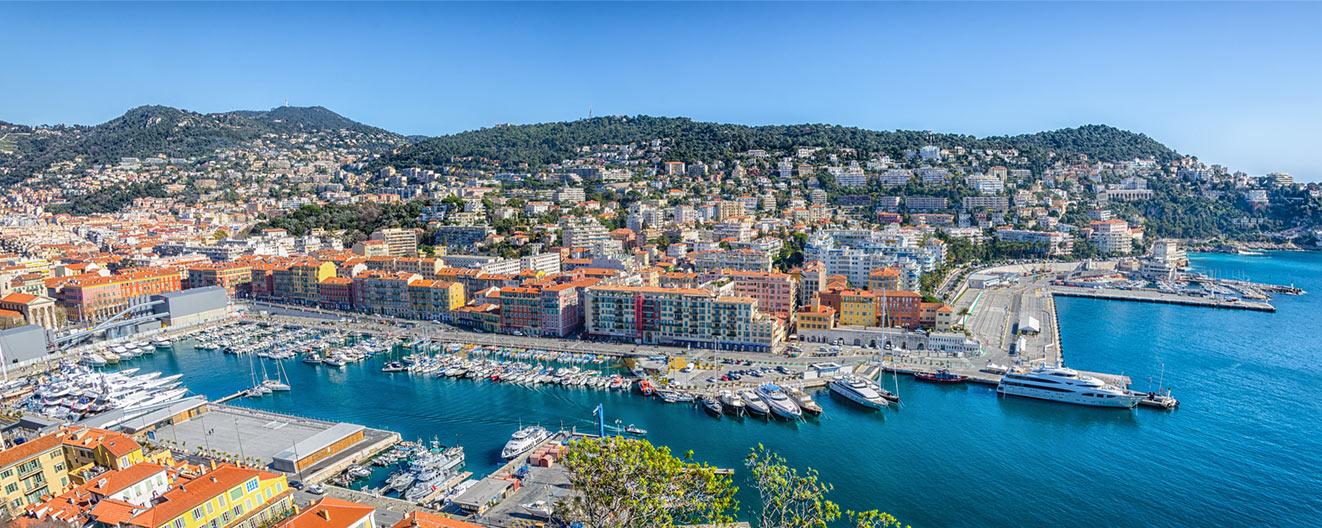 Jachting ve Francii