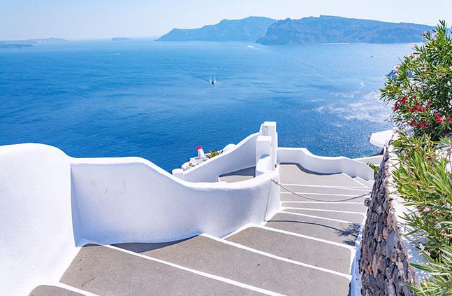Vacanze a Santorini