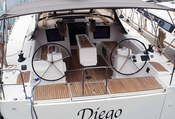DUFOUR 460 Grand Large Diego