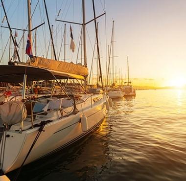 Chorvatsko na jachtě
