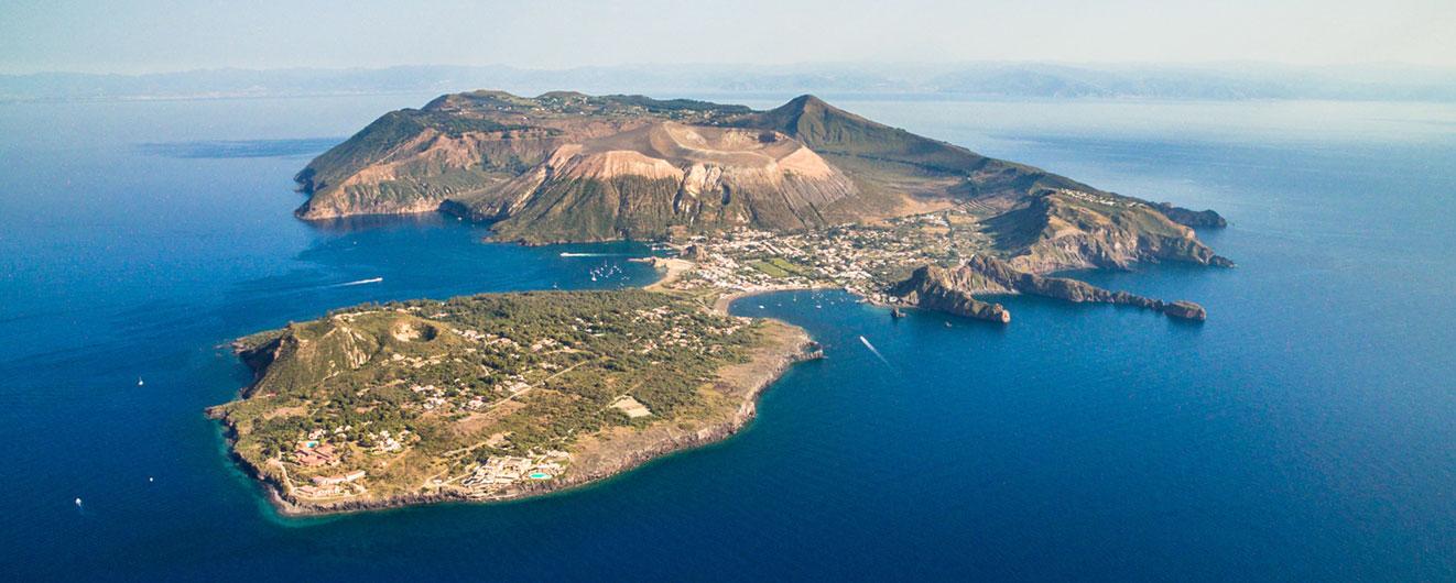 Ostrov Vulcano